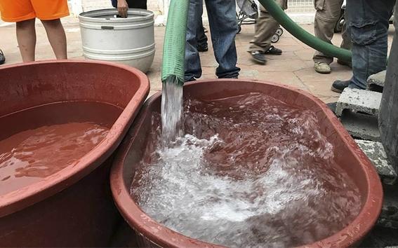alcaldias cdmx se quedaran sin agua una semana 3