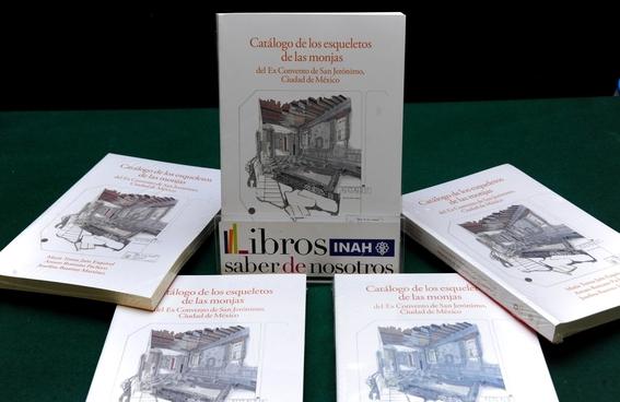 catalogo reune estudio de esqueletos de monjas del claustro de sor juana 2