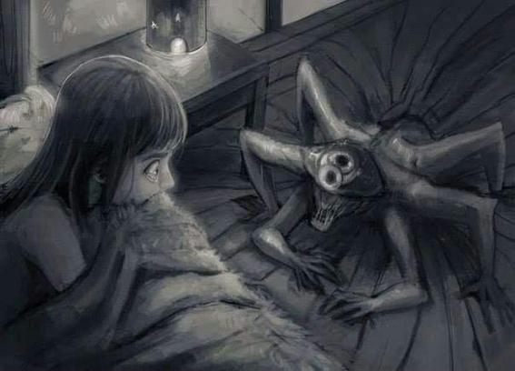 la historia detras del cuento lucy y el monstruo 3