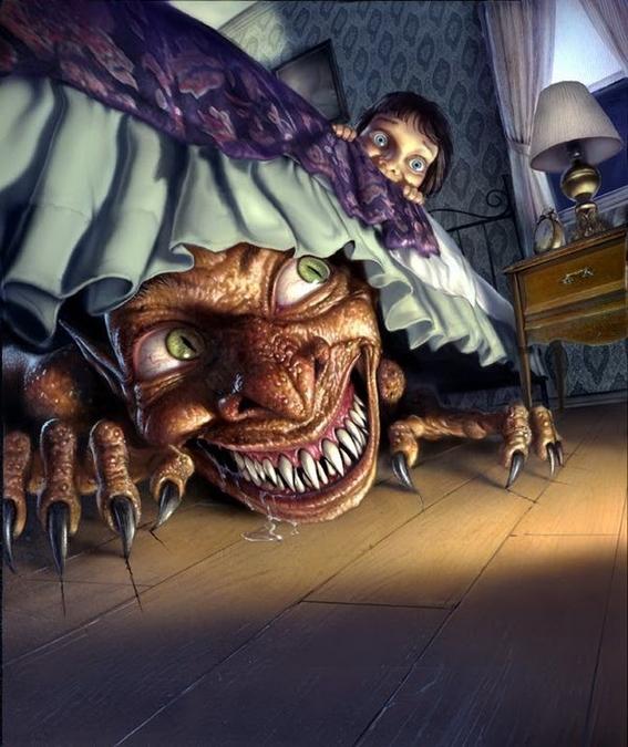 la historia detras del cuento lucy y el monstruo 4