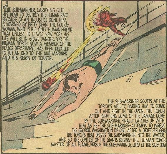 quienes fueron los primeros superheroes de marvel comics 4