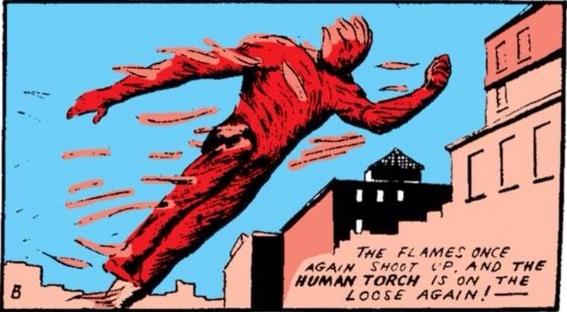 quienes fueron los primeros superheroes de marvel comics 2