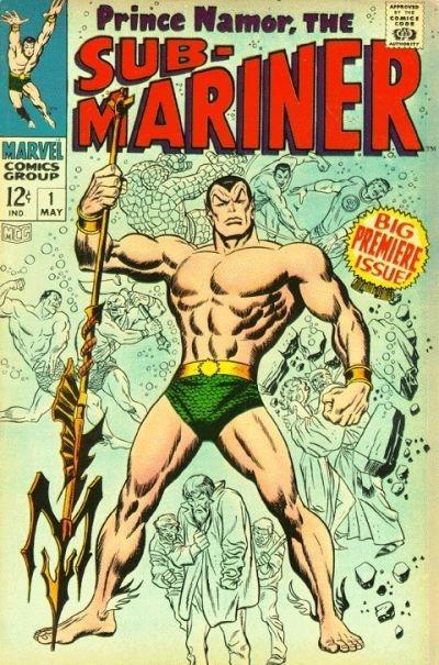 quienes fueron los primeros superheroes de marvel comics 3