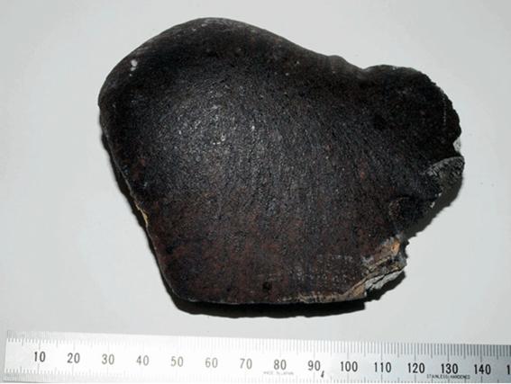 confirman que meteorito cae sobre edificio en japon 1