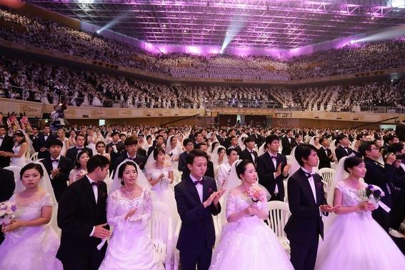 boda masiva en corea del sur 3