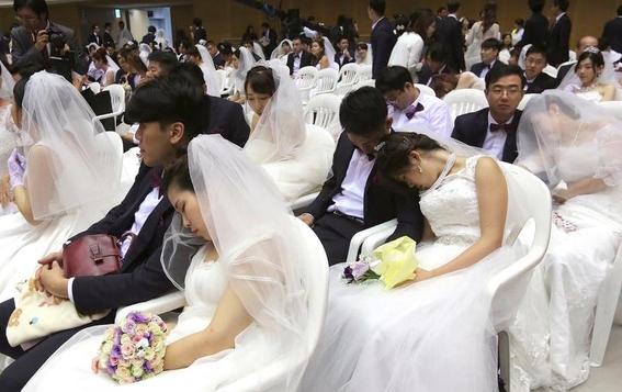 boda masiva en corea del sur 6