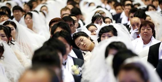 boda masiva en corea del sur 7