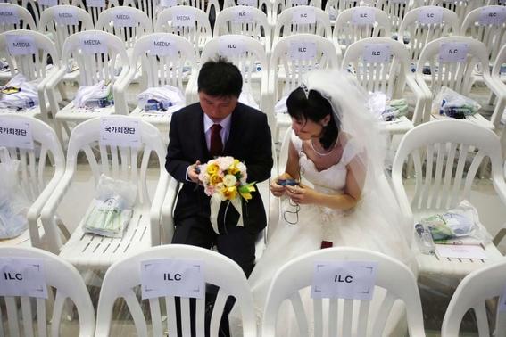 boda masiva en corea del sur 8