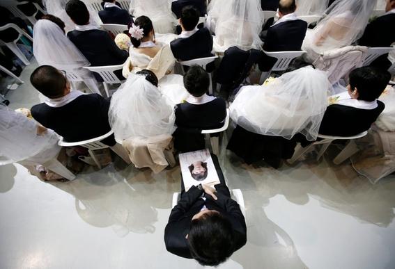 boda masiva en corea del sur 9