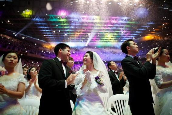 boda masiva en corea del sur 12