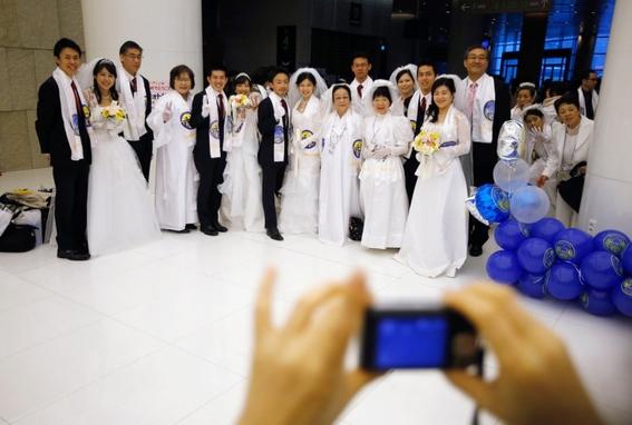 boda masiva en corea del sur 13