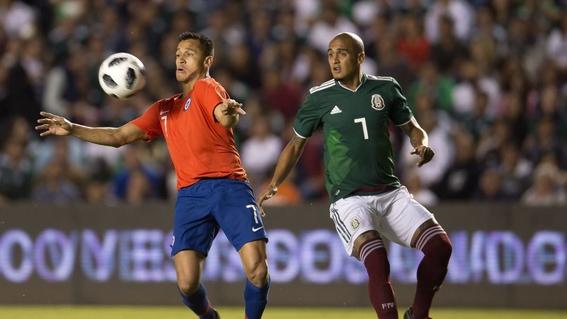 chile vence a mexico en partido 1
