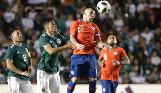 chile vence a mexico en partido 2