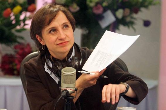 carmen aristegui regresa a la radio grupo radio centro 1