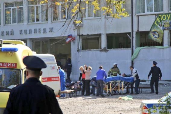 atentado escuela de crimea deja 18 muertos 50 heridos 2
