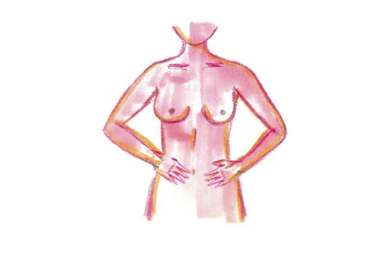 como autoexplorarse los senos 2