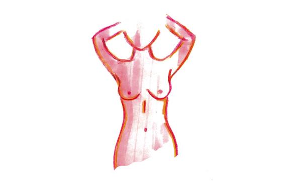 como autoexplorarse los senos 5