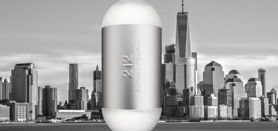 carolina herrera perfume 212 manhattan 1