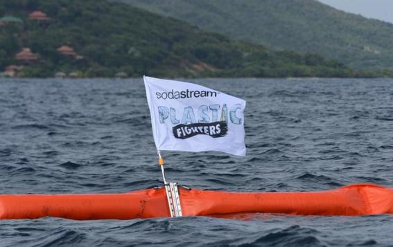 sodastream maquina lucha contra isla de basura en el caribe 2