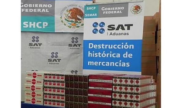 sat destruye cigarros deprocedenciainicita 1