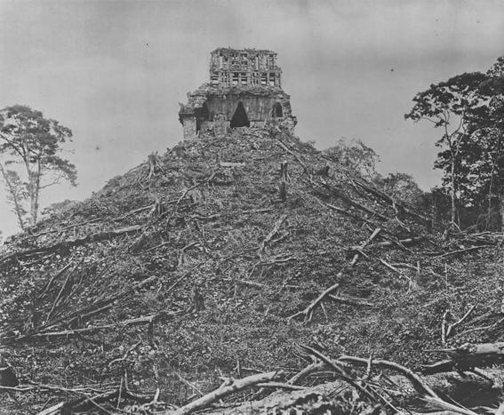 fotos de piramides ocultas prehispanicas 2