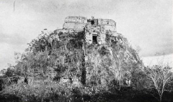 fotos de piramides ocultas prehispanicas 6