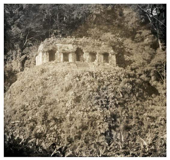 fotos de piramides ocultas prehispanicas 1
