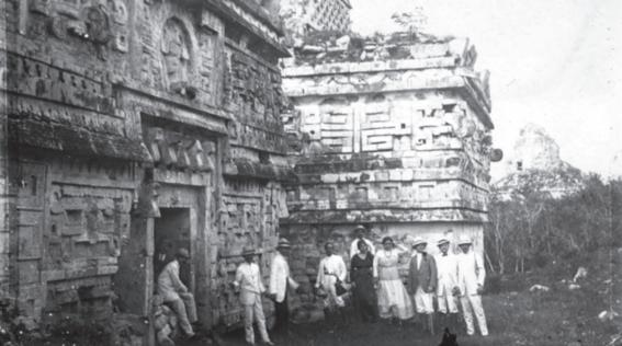 fotos de piramides ocultas prehispanicas 9