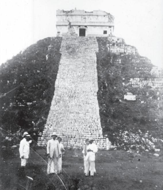 fotos de piramides ocultas prehispanicas 11