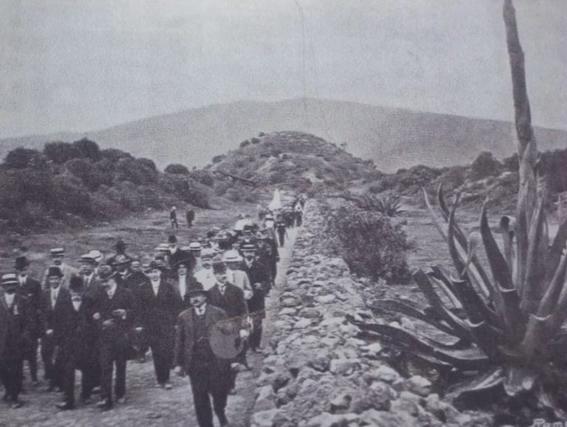 fotos de piramides ocultas prehispanicas 8