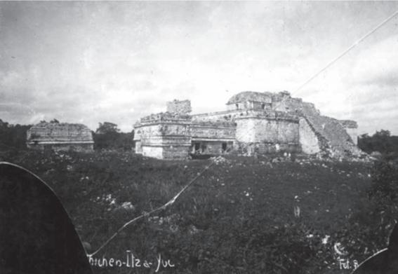 fotos de piramides ocultas prehispanicas 10