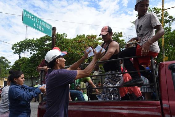 migracion de centroamericanos a eeuu 1