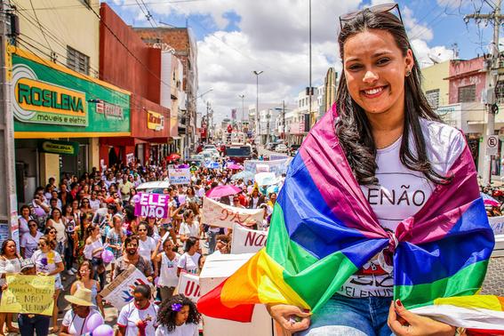 porque las mujeres en brasil protestan contra la ultraderecha 4