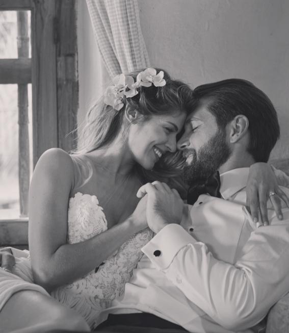 fotos de la boda de stephanie cayo de club de cuervos 1