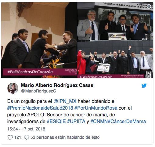 politecnicos ganan premio por crear metodo para detectar cancer 1