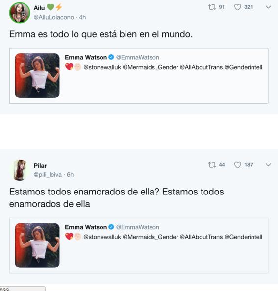 emma watson muestra su apoyo a los derechos trans 2