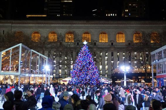 new york christmas vacation 1