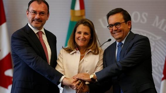 el nuevo tratado de libre comercio se llamara tmec 1