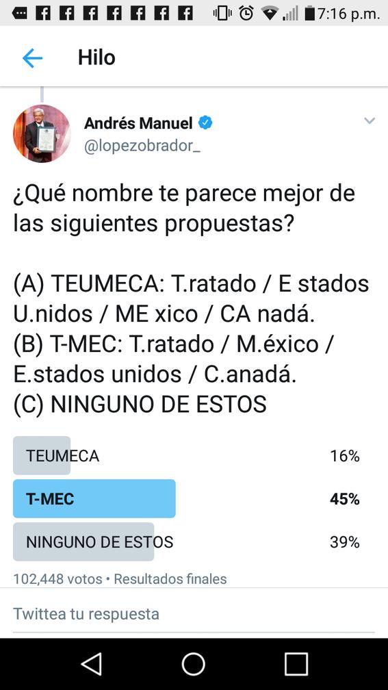 el nuevo tratado de libre comercio se llamara tmec 2