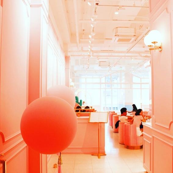 instagrammable coffee shop in seoul 6