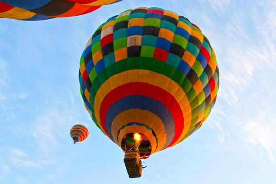 globos aerostaticos cuando y donde son los festivales en mexico 3