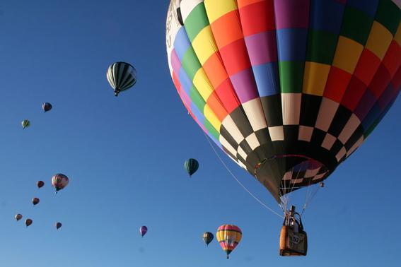 globos aerostaticos cuando y donde son los festivales en mexico 4