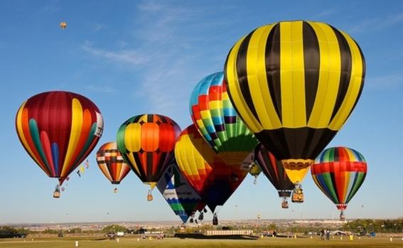 globos aerostaticos cuando y donde son los festivales en mexico 5
