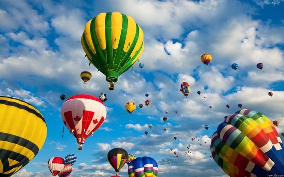 globos aerostaticos cuando y donde son los festivales en mexico 6