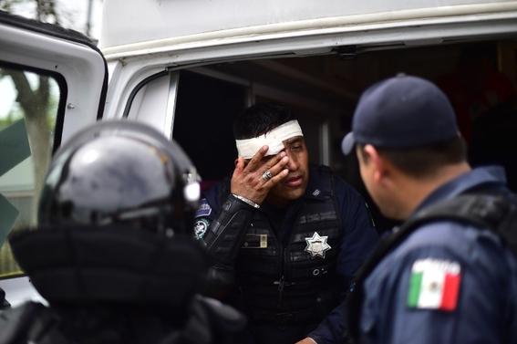 imagenes entrada miles de migrantes a mexico 4