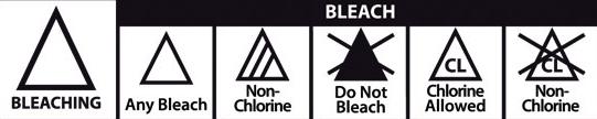 que significan simbolos etiquetas ropa 7