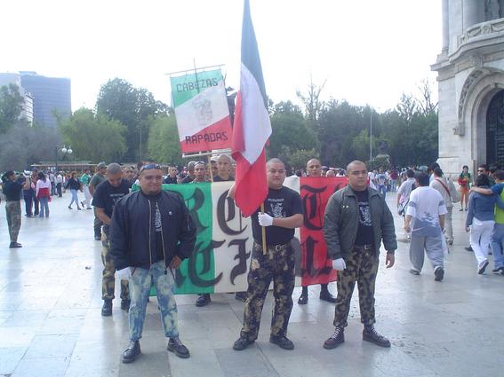 neonazis mexicanos 3
