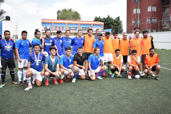 partido de futbol lgbt en cdmx 1