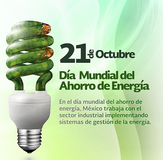 ¿por que se celebra dia mundial del ahorro de energia 1