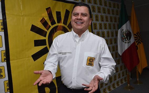 manuel granados deja la presidencia nacional del prd 2